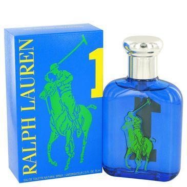 Ralph Lauren The Big Pony Blue toaletná voda pre mužov 75 ml